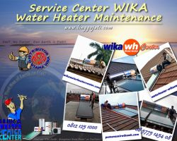 Article WIKA WATER HEATER SERVICE CENTER  PUSAT SERVICE PEMANAS AIR WIKA