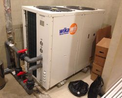 Wika Heat Pump Water Heaters Rock Star Gym